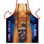 Hot Photo Art Aprons