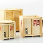 Inbox Mini Cargo Crates As Your Coolest Desk Organizer