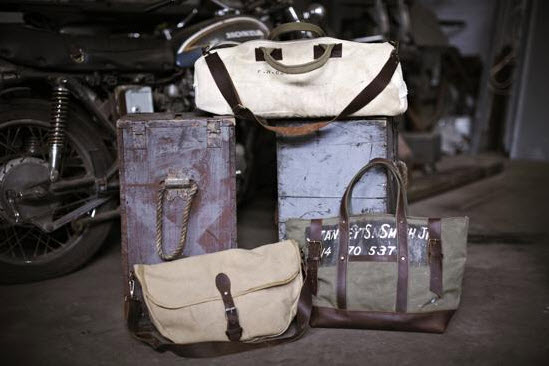 Mens Bags 2011 from Forestbound