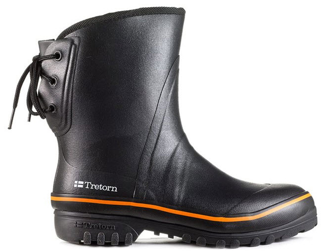 The Sub Mens Rubber Boot