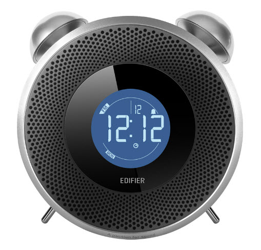 Tick Tock Dock Bluetooth Alarm Clock