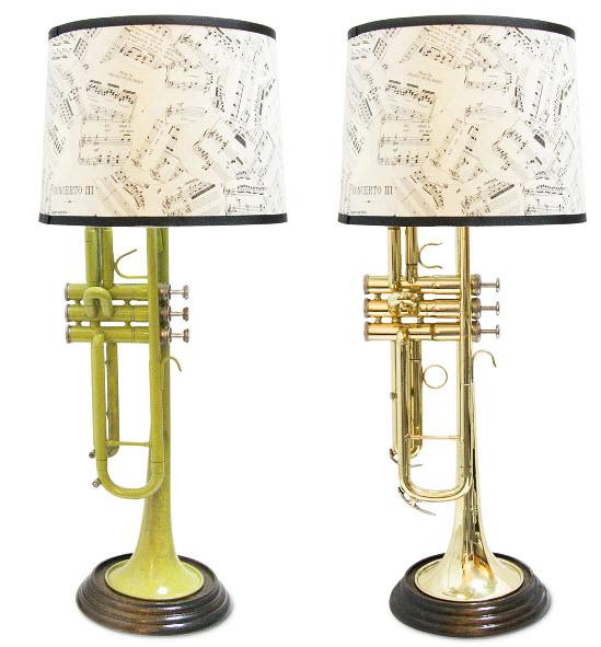Unique Instrumental Lightings