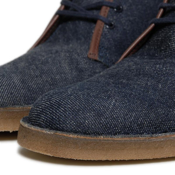 Clarks Originals x Warehouse & Co. Desert Boot