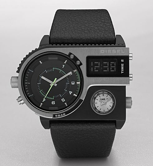 Diesel Multi Movement Watch