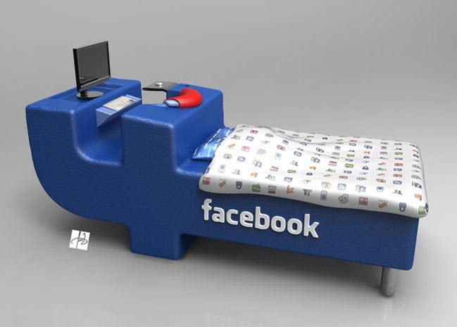 FBed Facebook Bed