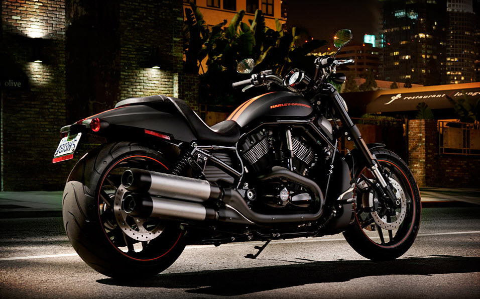 Harley Davidson Night Rod Special Motorcycle