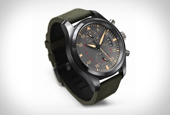 Pilot Chronograph Top Gun Miramar Watch