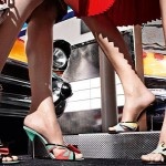 Prada Releases 1950s Cadillac and Hot Rod Inspired Shoe Collection