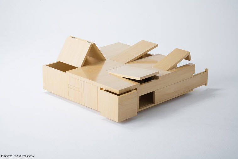 Secret Compartments Kai Table