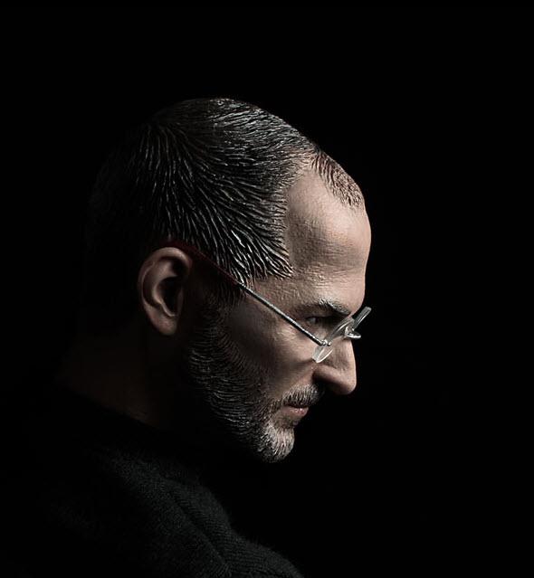 Steve Jobs Realistic Action Figure