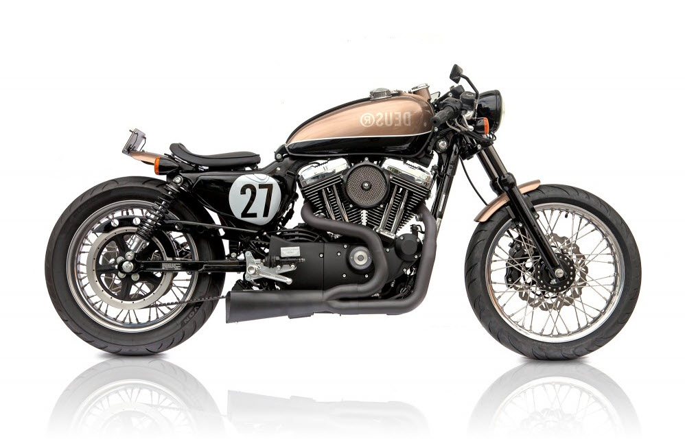 The Bald Terrier 1200 By Deus Australia