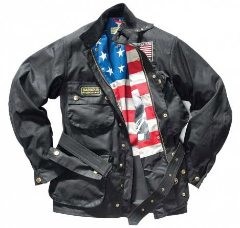 The Barbour Steve McQueen Jacket Limited Edition