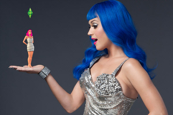 The Sims 3 Showtime Katy Perry Collector's Edition