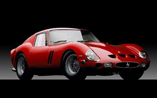 Classic Ferrari 250 GTO sells for Record £20.2 Million