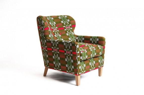 Eadie Armchair by Donna Wilson