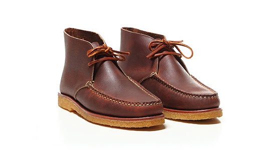 Eastland of Maine Leather Boots