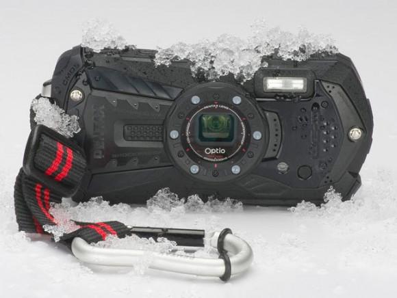 Pentax Optio WG 2 And WG 2 GPS Rugged Cameras