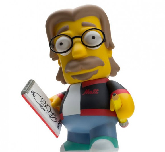 The Simpsons Matt Groening 6 Inch