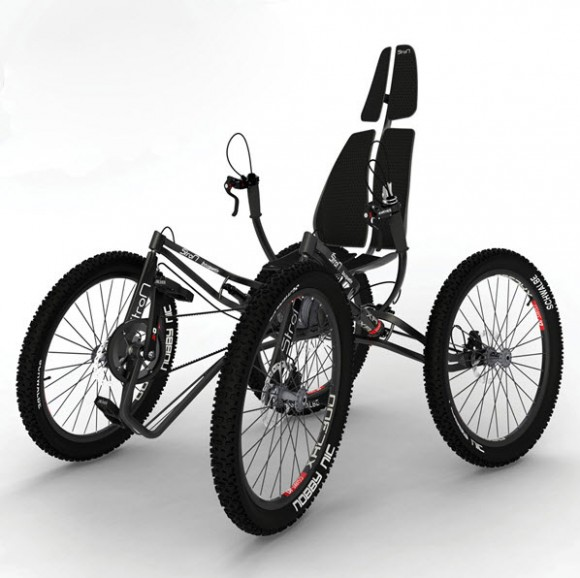 The StroM Bouqetin Quadricycle Concept