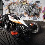 2011 Suzuki GSX 1400 Special Edition Axis Quad