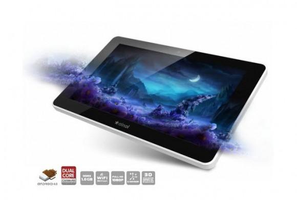 Ainol Novo 7 Aurora II Dual Core $190 Android 4.0 Tablet