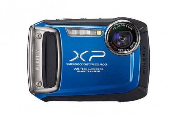 Fujifilm Finepix XP170 Waterproof Camera Unveiled
