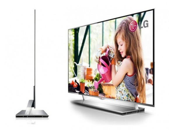LG 55EM9600 55 Inch OLED TV Design