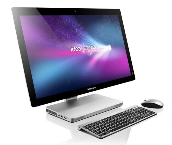 Lenovo IdeaCentre A720 Multi touch All in one PC