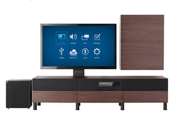 New IKEA Uppleva TV Range