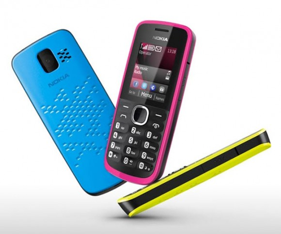 Nokia 110 And 112 Dual SIM Mobile Phones