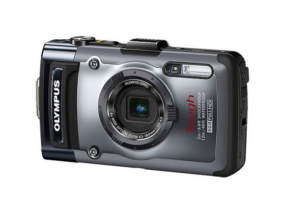 Olympus Tough TG 1 Rugged Compact Camera