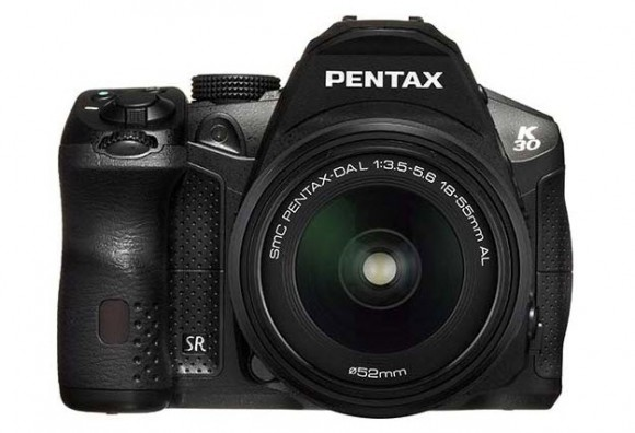 Pentax K 30 DSLR