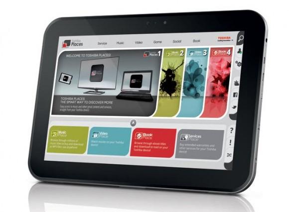 Toshiba AT300 Tegra 3 Tablet