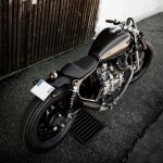 Metallic Brown Honda CX500 by Wrenchmonkees