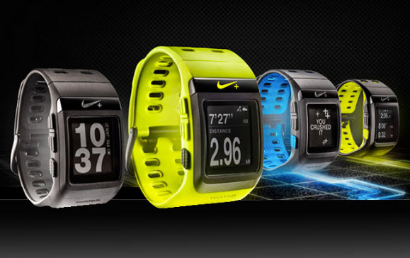 New Nike+ Sportswatch Line