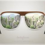 Instaglasses Concept Instagram Glasses