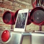 Ixoost Unique Audio System for iPhone