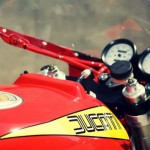 Red Ducati 900TT by Rad Ducati