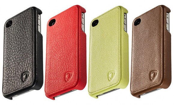 CalypsoCrystal CalypsoCase Cabrio Leather iPhone 4S Case