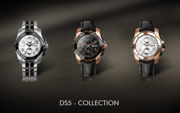 Dolce & Gabbana DS5 Chronograph Watch